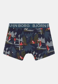 Björn Borg - WINTER WONDERLAND SAMMY 5 PACK - Pants - night sky - 1