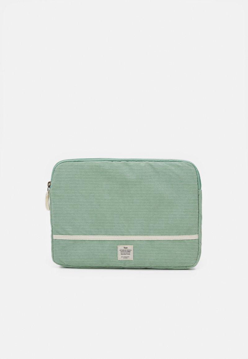 TYPO - TAKE ME AWAY 13 INCH LAPTOP CASE - Laptop bag - gum leaf