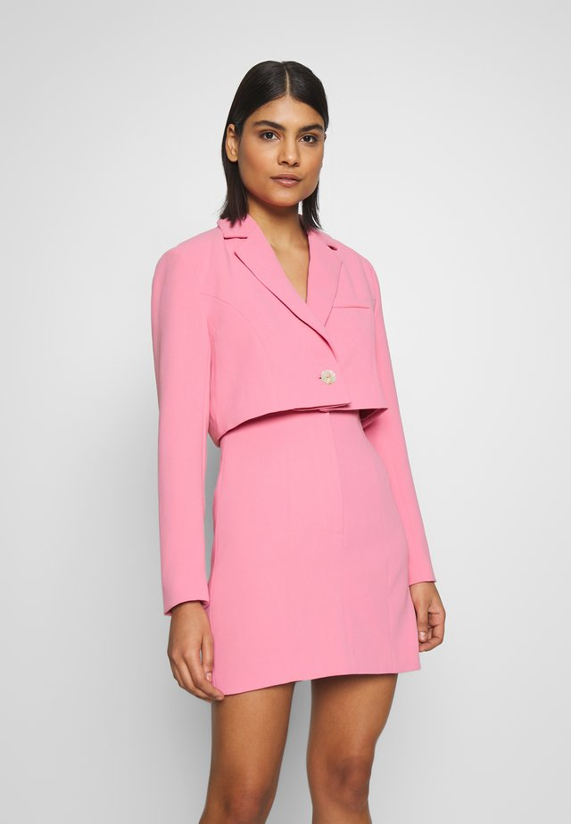 HEREAFTER DRESS - Robe chemise - pink