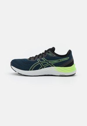 GEL EXCITE 8 - Scarpe running neutre - french blue/bright lime
