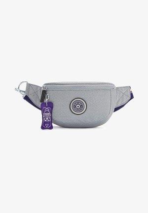 Bum bag - grey ripstop