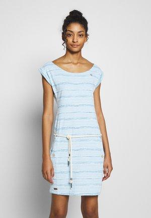 TAG SEA - Jerseykleid - blue