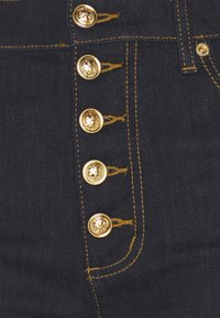 Tory Burch - Straight leg jeans - resin rinse - 5