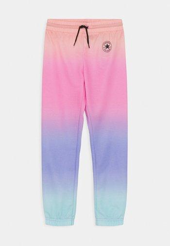 OMBRE SUPER SOFT - Teplákové kalhoty - multicolor