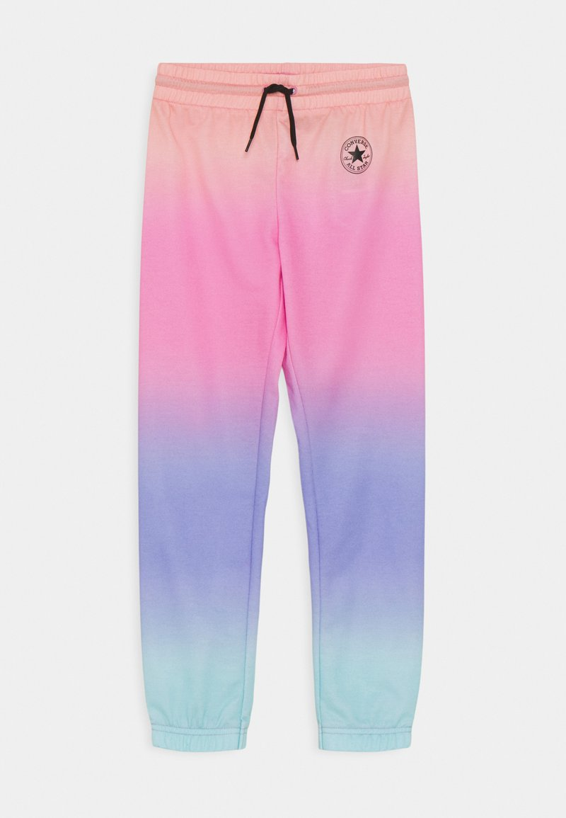Converse - OMBRE SUPER SOFT - Tracksuit bottoms - multicolor