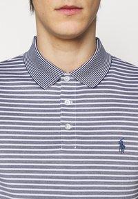 Polo Ralph Lauren - OXFORD - Polo shirt - freshwater/white - 4