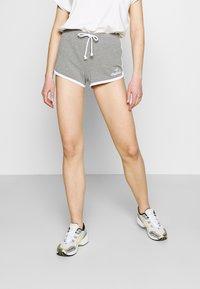 Hollister Co. - LOGO - Shorts - grey - 0