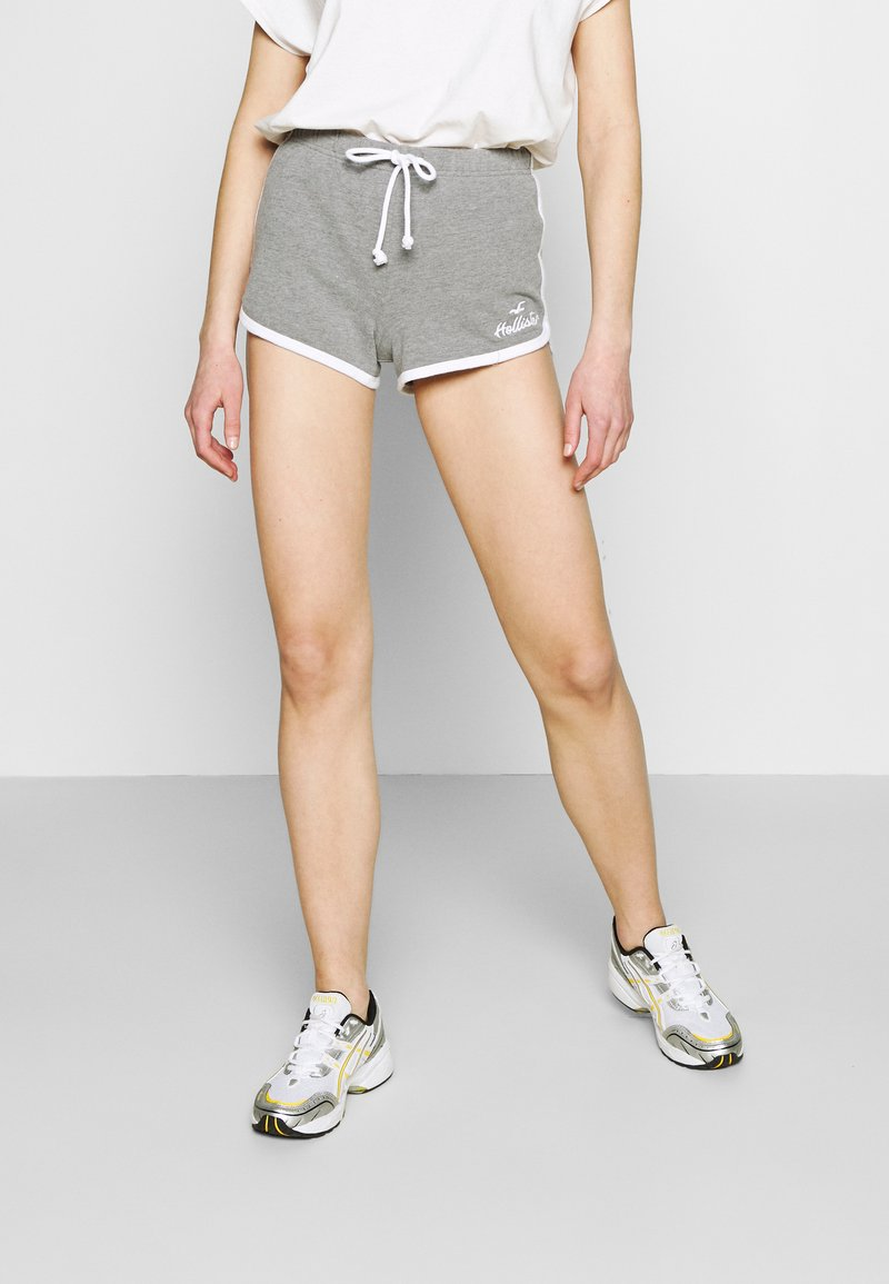 Hollister Co. - LOGO - Shorts - grey