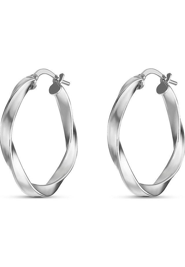 Earrings - silber