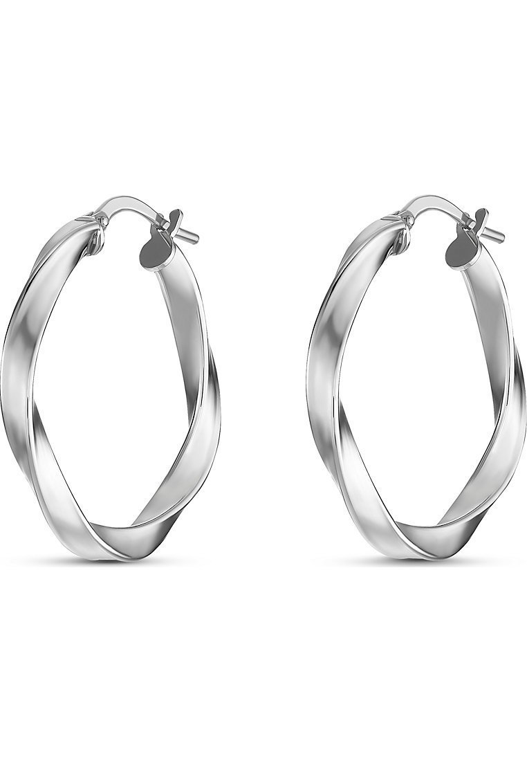 QOOQI - Earrings - silber