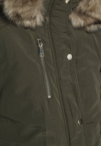 Dorothy Perkins - TRIM COAT - Winter coat - khaki - 4