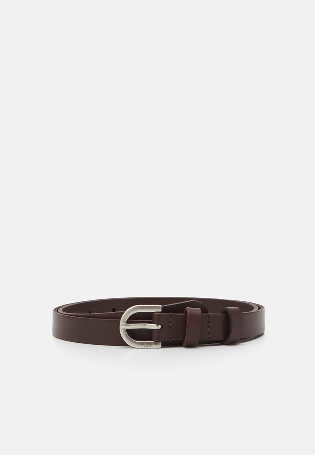 BELT BELTVA - Riem - walnut