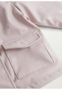 Mango - Light jacket - light pink - 3