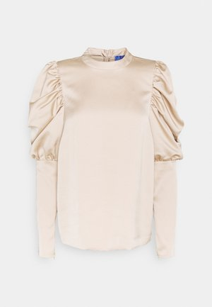 ALMACRAS BLOUSE - Blouse - toasted almond