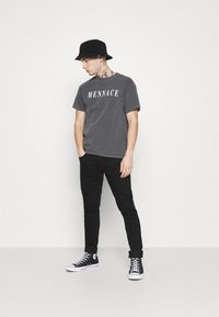 Redefined Rebel - LYON JEANS  - Jeans Skinny Fit - deep black - 1