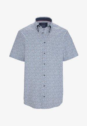 Shirt - blau,weiß