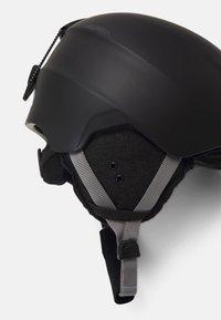 Alpina - Helmet - black matt - 4