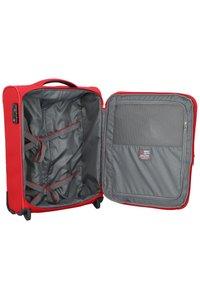 Roncato - CROSSLITE - Wheeled suitcase - rosso - 4
