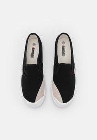 Kawasaki - CLASSIC - Sneakersy niskie - black - 5