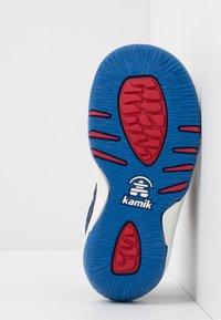 Kamik - FUNDY - Hiking shoes - navy/marine - 5
