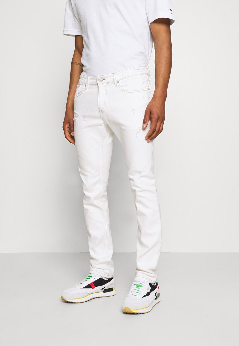 Tommy Jeans - SCANTON  - Slim fit -farkut - denim