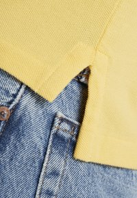 Polo Ralph Lauren - SLIM FIT MODEL  - Polo - chrome yellow - 3