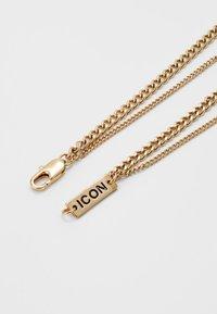 Icon Brand - MODULE NECKLACE - Kaulakoru - gold-coloured - 3