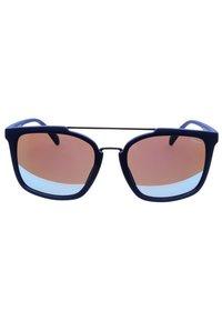 Icon Sport - SPADER - Sportbrille - navy blue rubber finish - 1