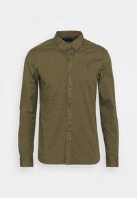 HAWTHORNE SHIRT - Shirt - rosemary green
