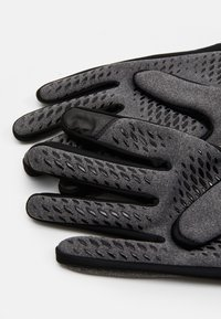 Nike Performance - UNISEX - Fingerhandschuh - charcoal heathr/black - 1