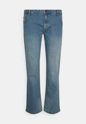 MR RED - Straight leg jeans - light blue