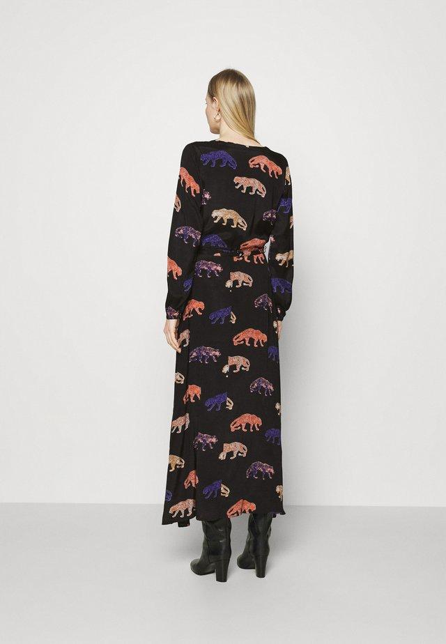 SHEETA DRESS - Maksimekko - black