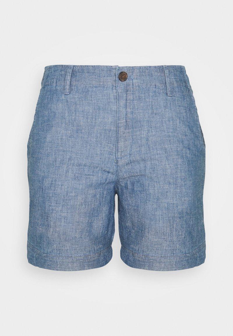 GAP - Shorts - indigo chambray