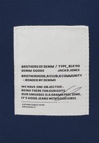 Jack & Jones - JACLIAM BACKPACK - Rucksack - navy peony - 3