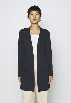 CARDIGAN LONG - Cardigan - sky captain blue