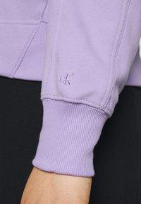 Calvin Klein Jeans Plus - PLUS MICRO BRANDING HOODIE - Hoodie - palma lilac - 3