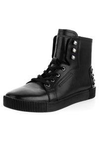 PRIMA MODA - AUNEDE - Sneakersy wysokie - black - 1