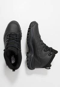 The North Face - M STORM STRIKE II WP - Chaussures de marche - black/ebony grey - 1