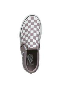 Vans - ASHER - Slip-ons -  purple dove white - 3