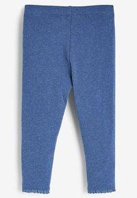 Next - BASIC  - Leggings - Trousers - blue denim - 1
