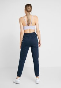South Beach - REFLECTIVE TOGGLE - Pantalones deportivos - navy - 2