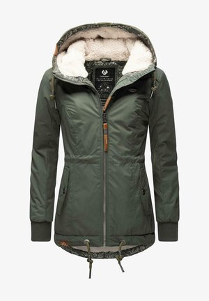 DANKA - Winter jacket - olive20