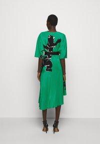 Diane von Furstenberg - ELOISE - Day dress - medium green - 2