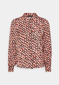 Vero Moda - VMCISSY  - Button-down blouse - chutney - 5