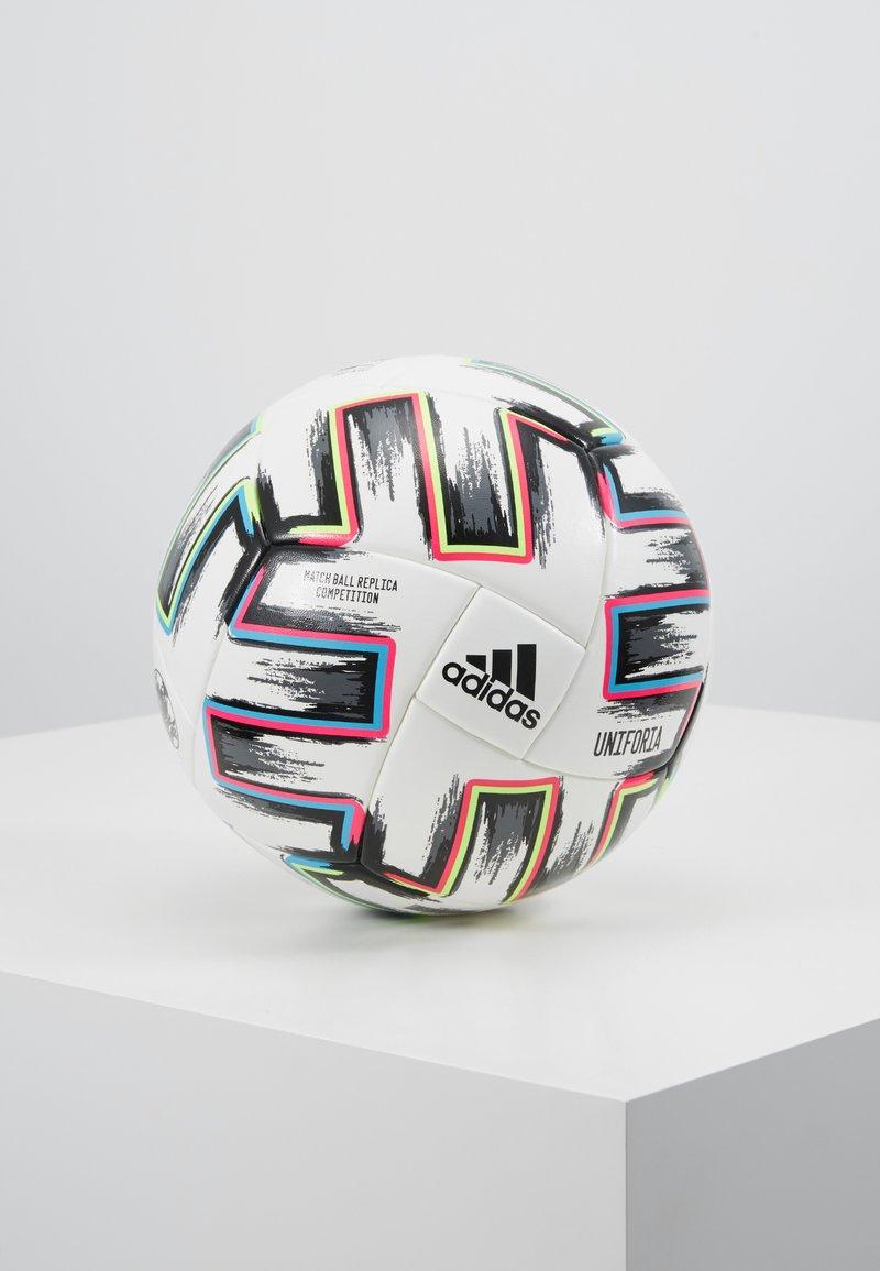 adidas Performance - UNIFO COM - Fotbal - white/black