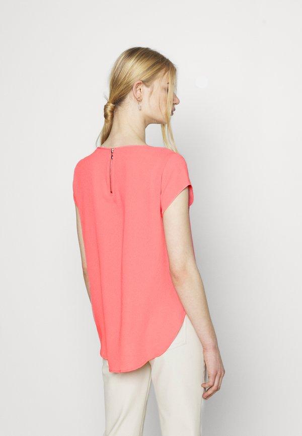 ONLY ONLVIC SOLID - T-shirt z nadrukiem - tea rose/rÓżowy AJGP