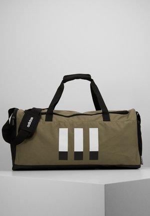 Sports bag - green/black/white