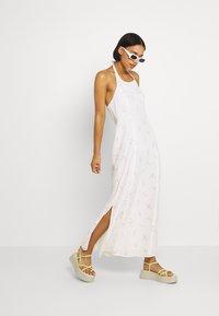 American Eagle - Maxi dress - cream - 1