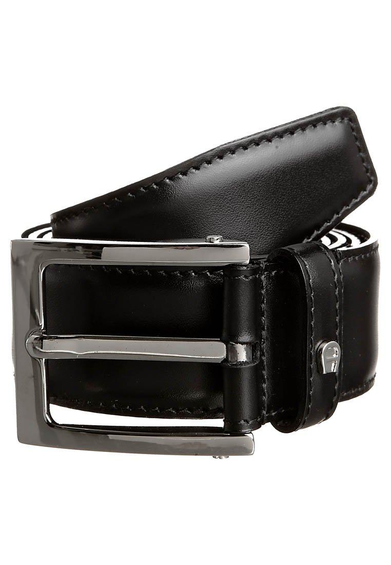 Aigner - BELT - Belt - black