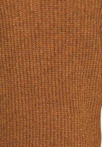 JDY - Cardigan - leather brown melange - 2
